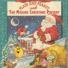 Plain and Peanut and the Missing Christmas Present Candy HC 1993