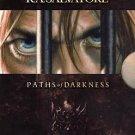 Paths of Darkness Gift Box Set 1-4 R A Salvatore PB 2004