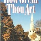How Great Thou Art VHS Songs of Faith Hope