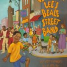 Cleveland Lee's Beale St. Band New Orleans HC DJ 1996 Flowers