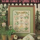 Herb Garden Stitching Cross Stitch Craft Book 1990