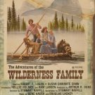The Adventures of the Wilderness Family VHS Robinson Rockies