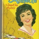 Walt Disney's Annette The Desert Inn Mystery Whitman Book 1961
