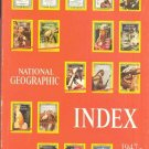 National Geographic Index 1947-1976