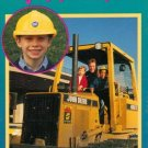 I Wanna Be a Heavy Equipment Operator VHS Steve Pool