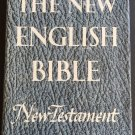 The New English Bible New Testament HC DJ 1961 Religion