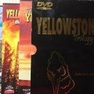 Yellowstone National Park 3 DVD Russ Finley's Collector Edition