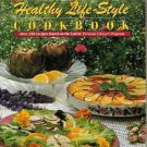 Weight Watchers Healthy Life-Style Cookbook Recipes Diet PB 1991