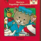 Marla's Toyshop Adventure Christmas Andy Rector 1993 HC