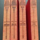 Funk Wagnalls World's One Hundred Best Short Stores Lot of 4 Vintage 1927 HC