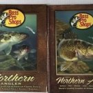 Bass Pro Shops Northern Angler Catalogs 2010 2015 Johnny Morris Fishing Products