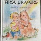 First Prayers Anna Marie Magagna HC 1982 Christian
