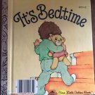It's Bedtime 1981 First Little Golden Book Rao Ford