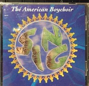 The American Boychoir Sing! Music CD