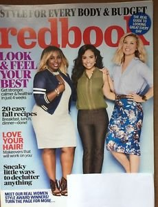 Redbook Magazine New September 2016  Look & Feel Best Style for Every Budget