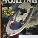 Boating Magazine New September 2016 How to Choose the Right Trailer