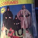 McCall's Sewing Pattern 2336 Bat Man Super Hero Costumes Size 7-8 Halloween