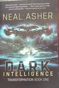 Dark Intelligence Transformation Book 1 PB 2015 Asher Neil