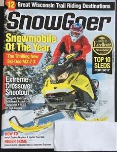 Snowgoer Magazine New November 2016