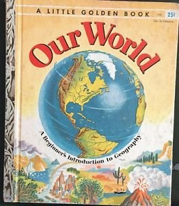 Our World 1955 A edition LGB Watson Jane Werner