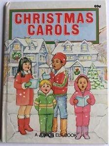 Christmas Carols Junior Elf Book 1988