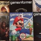 Game Informer  Lot of 6 Magazine 226 227 228 230 233 234 Assassin Creed Mario