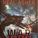 War Factory Transformation Book 2 HC DJ 2016 Asher