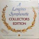 Vinyl Record A Longines Symphonette Collector's Edition Mishel Piastro 33rpm