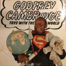 Vinyl Record Toys With The World Godfrey Cambridge Comedy 33rpm