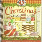 Gooseberry Patch Christmas Planner Spiral Bound Pockets Recipes Organize Holiday