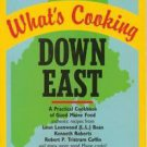 What's Cooking Down East Willan C. Roux PB Recipes
