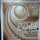 Architectural Digest Magazine New November 2015 Before After