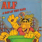 ALF A Day At The Fair TV PB 1987 Tanner Family
