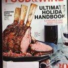 Food & Wine NEW Dec 2016 Ultimate Holiday Handbook Christmas Recipes