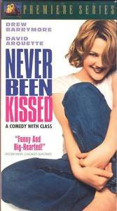 Never Been Kissed VHS Movie Drew Barrymore