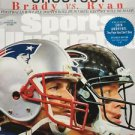 Sports Illustrated Magazine NEW Jan 30 2017 Shootout Brady VS Ryan Patriots Fa..