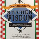 Grandmother's Kitchen Wisdom; 6001 Food Facts And Chef's Secrets Bader HC