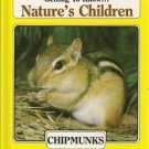 Getting to Know Nature's Children Chipmunks Beavers Two Books in One HC 1996