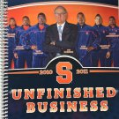 Syracuse Orange Basketball 2010-2011 Season Jim Boeheim Program Pictures Stats