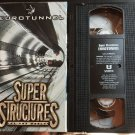 Superstructures of the World Eurotunnel VHS Tape Movie England France