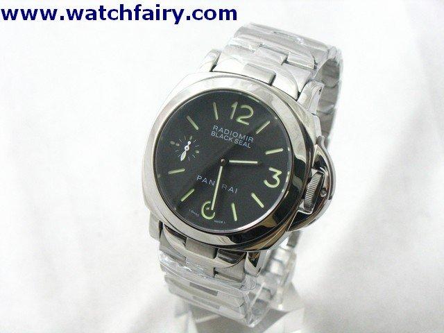 Panerai(PAM00183) Radiomir Black Seal Mens Wristwatch PAN-22