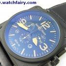 Bell Ross Quartz Mens Watch Bell-04