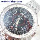 Breitling Mens Wristwatch ETA 7750 BRE-28