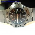 Bvlgari Titanium Mens Wristwatch ETA 2824 BVL-02