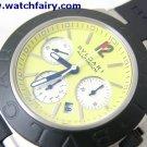 Bvlgari Chronometre Automatic Mens Wristwatch ETA 7750 BVL-68