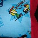 Charlie Brown and Gang Kids/Travel Pillowcase