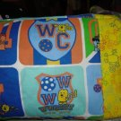 TEAM WOW WOW WUBBZY kids / travel pillowcase