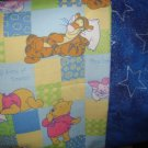 SLEEPING POOH KIDS TRAVEL PILLOWCASE