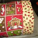 NEW CHRISTMAS KIDS TRAVEL PILLOWCASE DEBBIE MUMM PRINTS 4