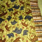 NEW IN THE WOODS 2  Kids / Travel Pillowcase